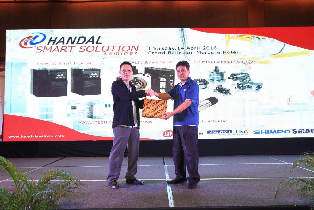 Handal Seminar 2016