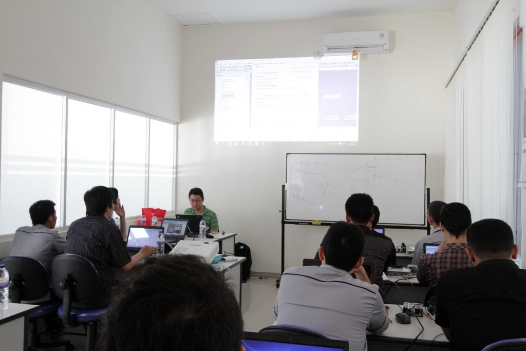 Weintek Training